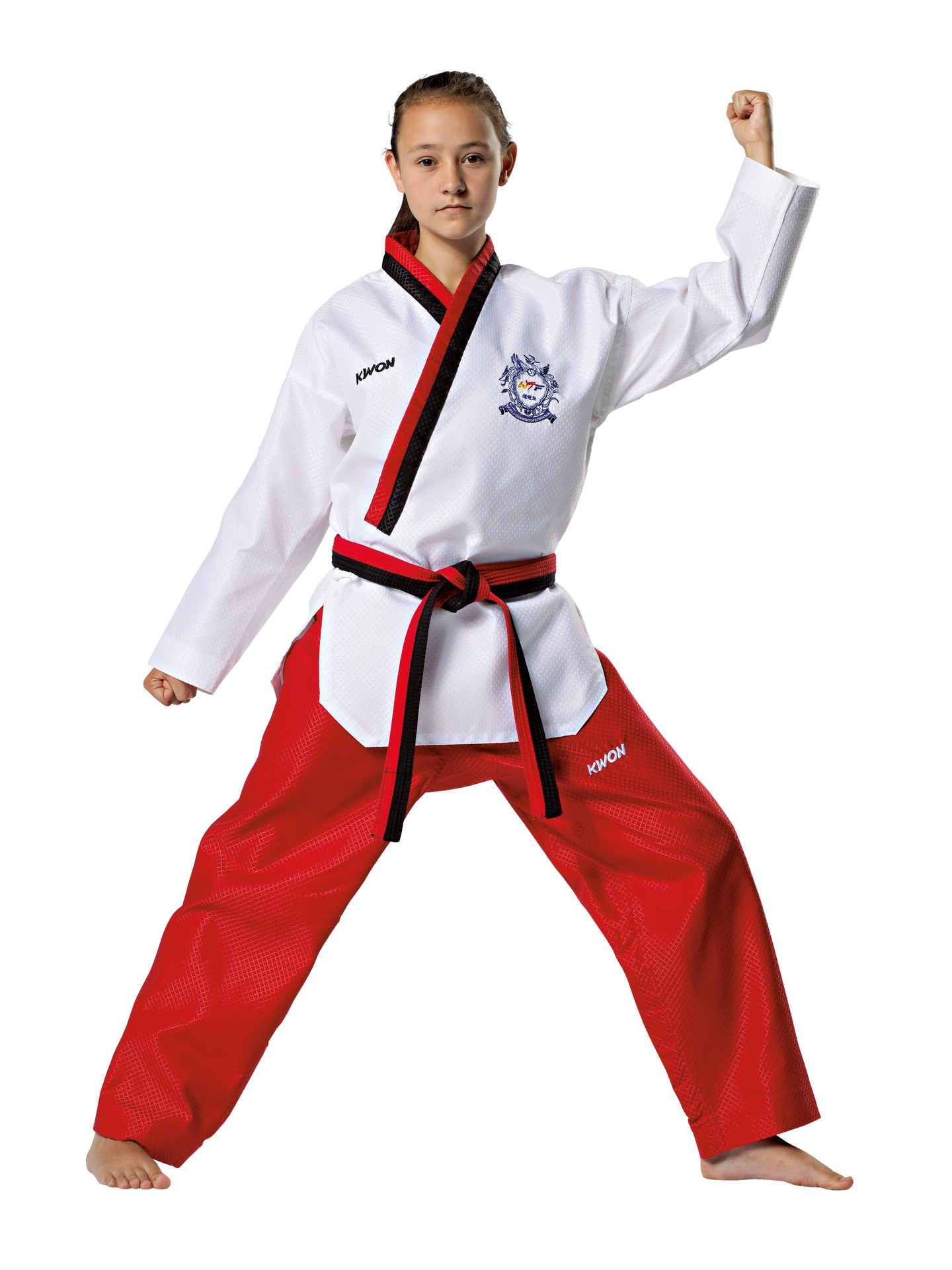 poomsae anzug m dchen poomsae anzug m dchen wtf. Black Bedroom Furniture Sets. Home Design Ideas