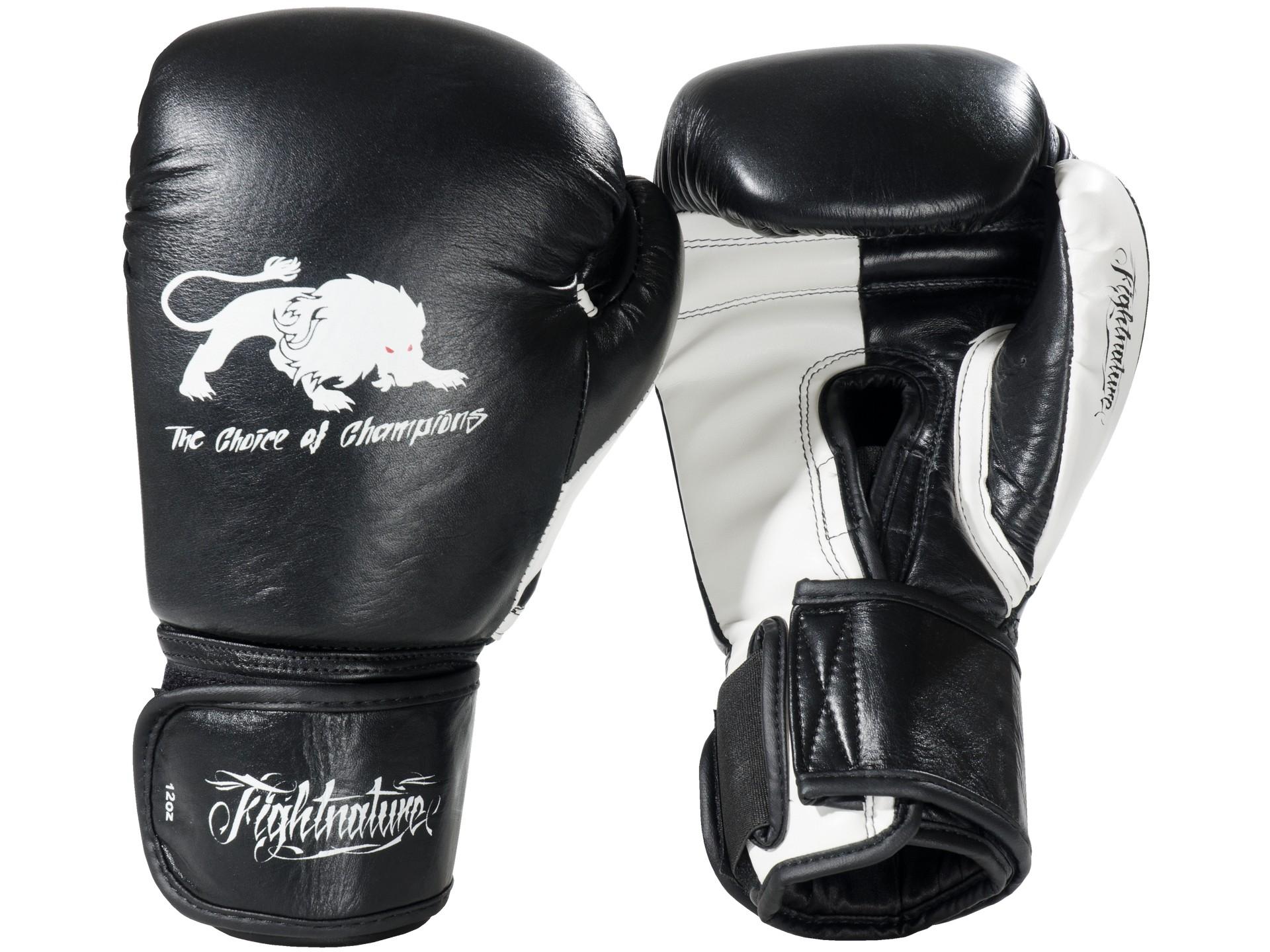 FIGHTNATURE Boxhandschuhe Warrior, 12 + 14 oz.