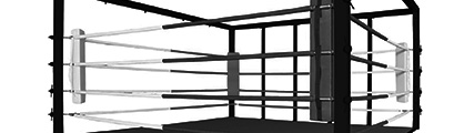 Boxing Ring / Battle Field
