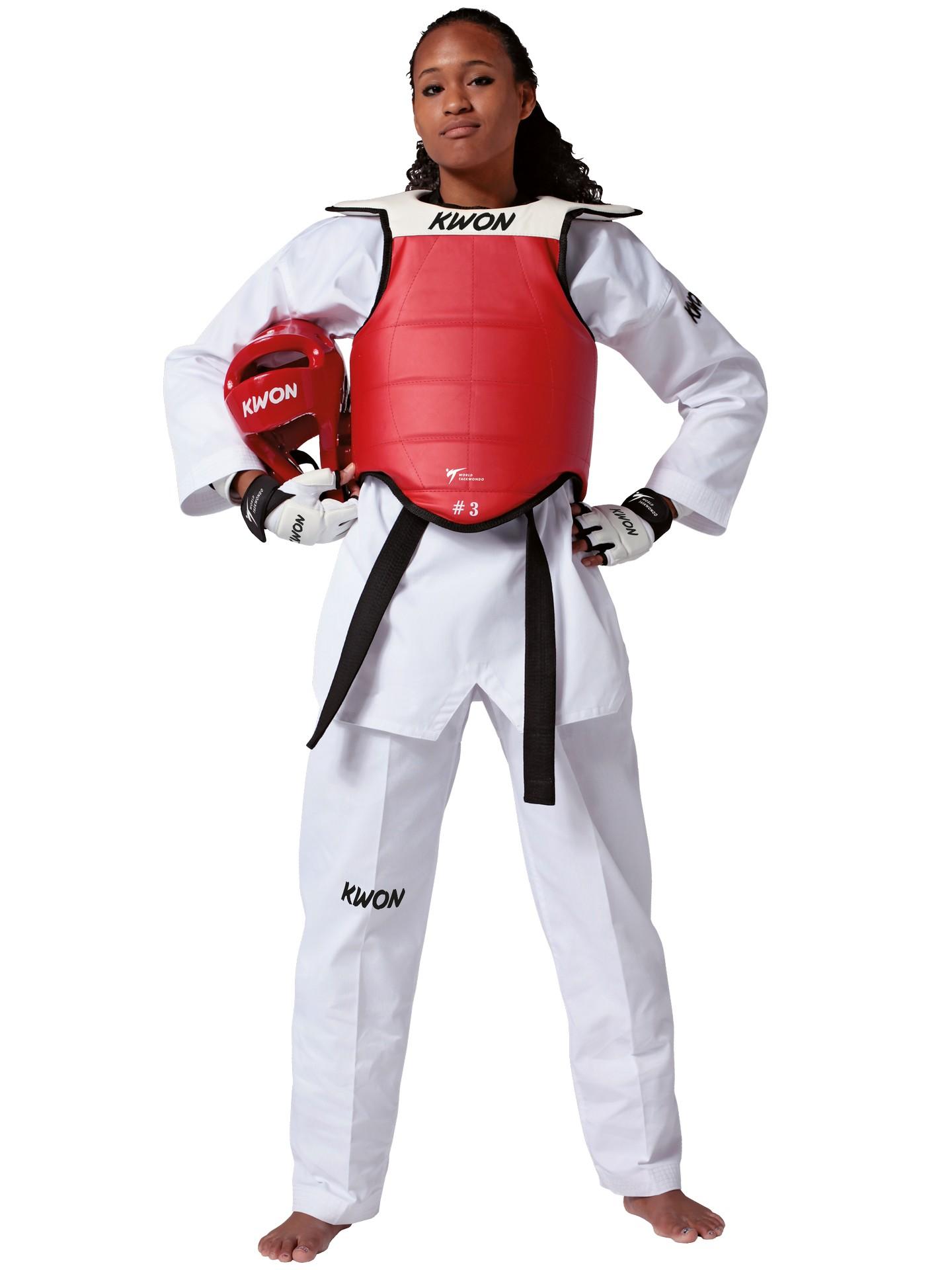 Kickboxen Herrentiefschutz Traditionall von KWON.Kampfsport Taekwondo Karate