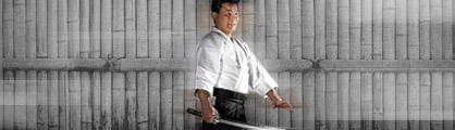Aikido / Kendo / Ninja / Ninjutsu