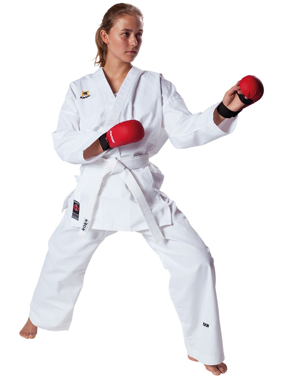 10000ff0d Karate Uniform Competitive