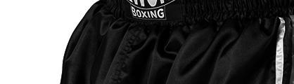 Boxbekleidung